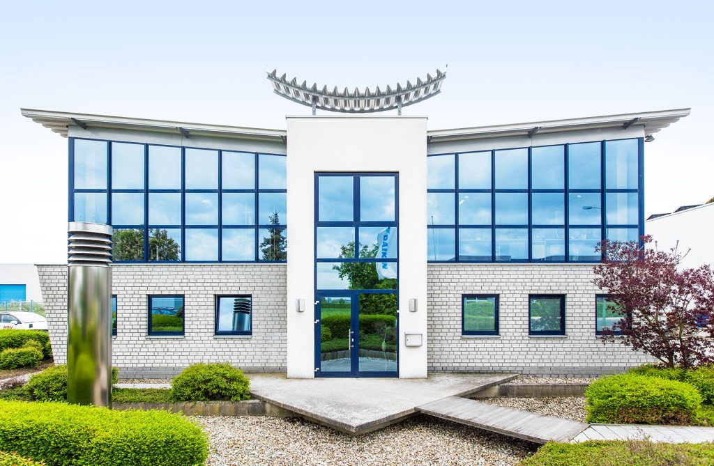 HSV Unternehmensgruppe Firmensitz Baesweiler